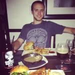 Brendan Paulin at The Crow Bar, Corona Del Mar