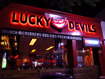 Photo taken from http://www.luckydevils-la.com/about.html