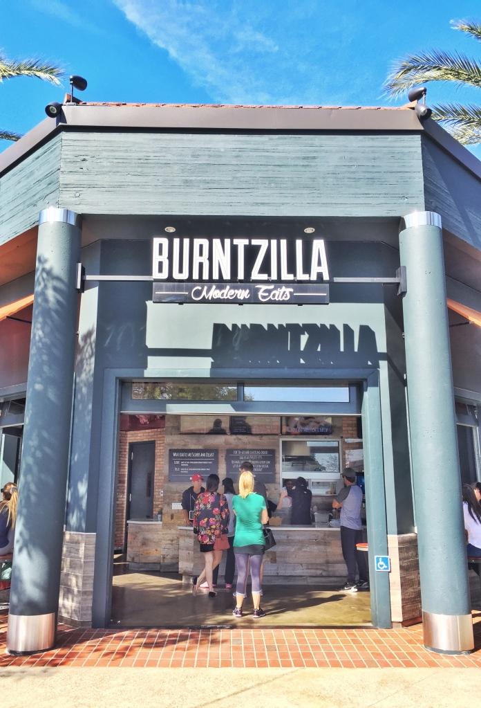 Burntzilla, Irvine, CA